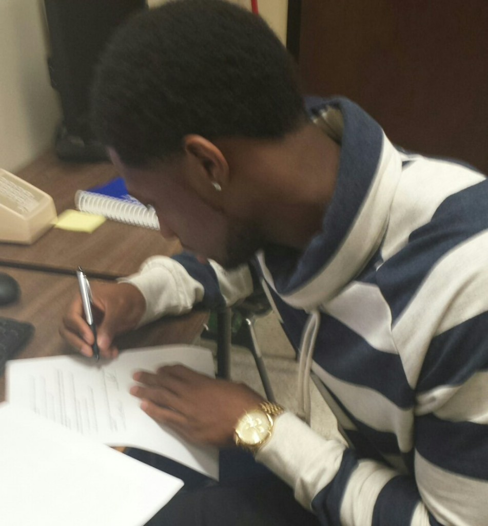 Signature!