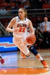 Women's Basketball Indiana at Illinois